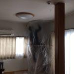 京都市西京区で害獣調査