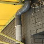 大阪市港区で排水管の修繕